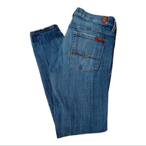 7 For All Mankind Gwenevere jeans . Size 28
